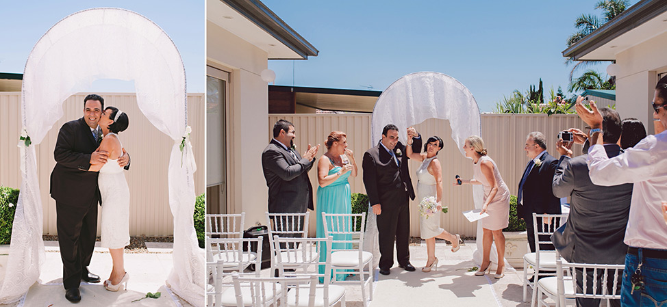 Prue Vickery Sydney Unposed Wedding Photographer Backyard Wedding