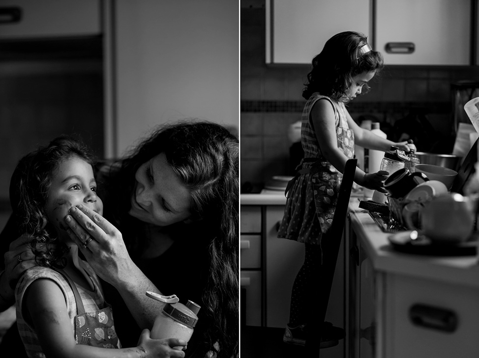 Prue Vickery Photographer Relaxed Maternity Session at Home