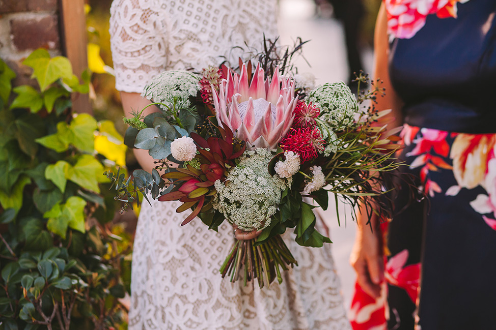 Prue Vickery The Grounds Alexandria Relaxed Wedding