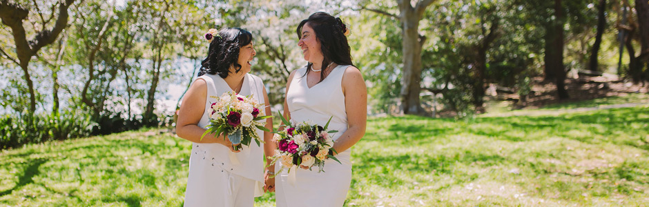 Jasmin + Claudine: Wedding at Sydney Rowing Club