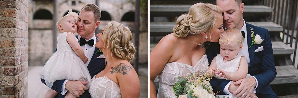 Prue Vickery Wedding Photographer Unposed Relaxed Candid Tattoos Paddington